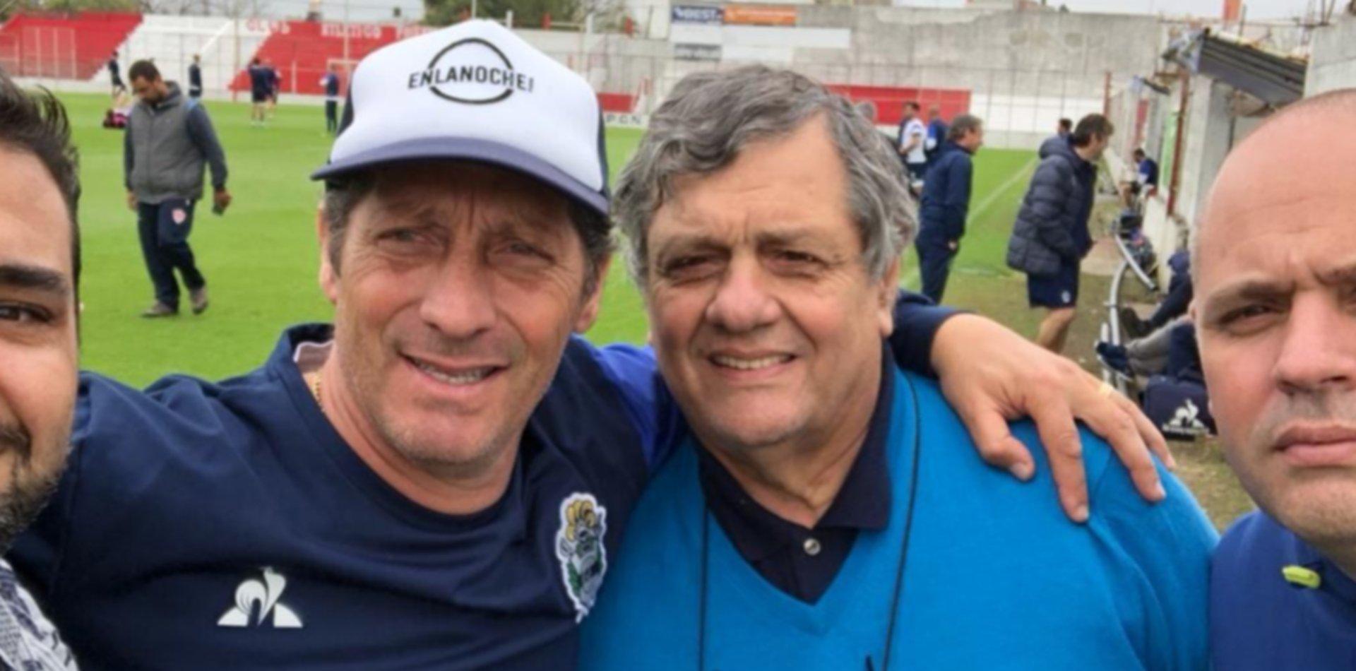 Murió el vicepresidente tercero de Gimnasia, Antonio Gargiulo