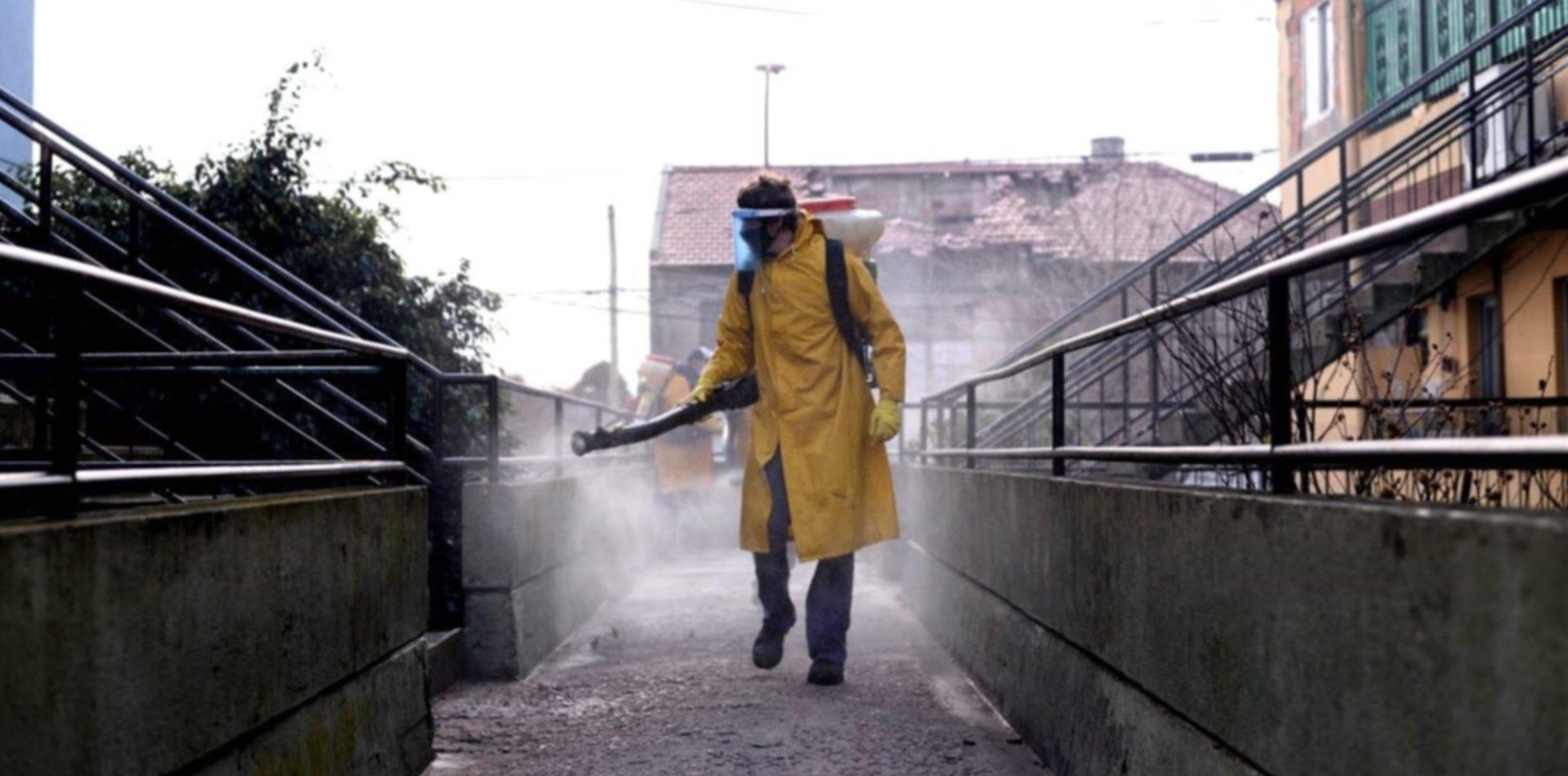 Ya son más de 900 los casos de pacientes con coronavirus en La Plata