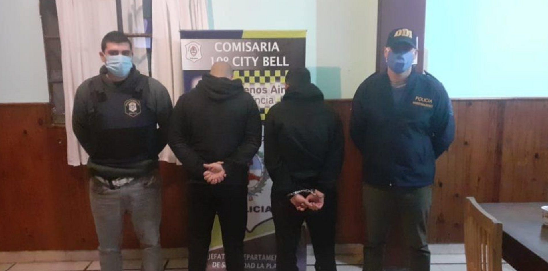 Los hombres acusados de matar a una mujer delante de su hijo en City Bell seguirán presos