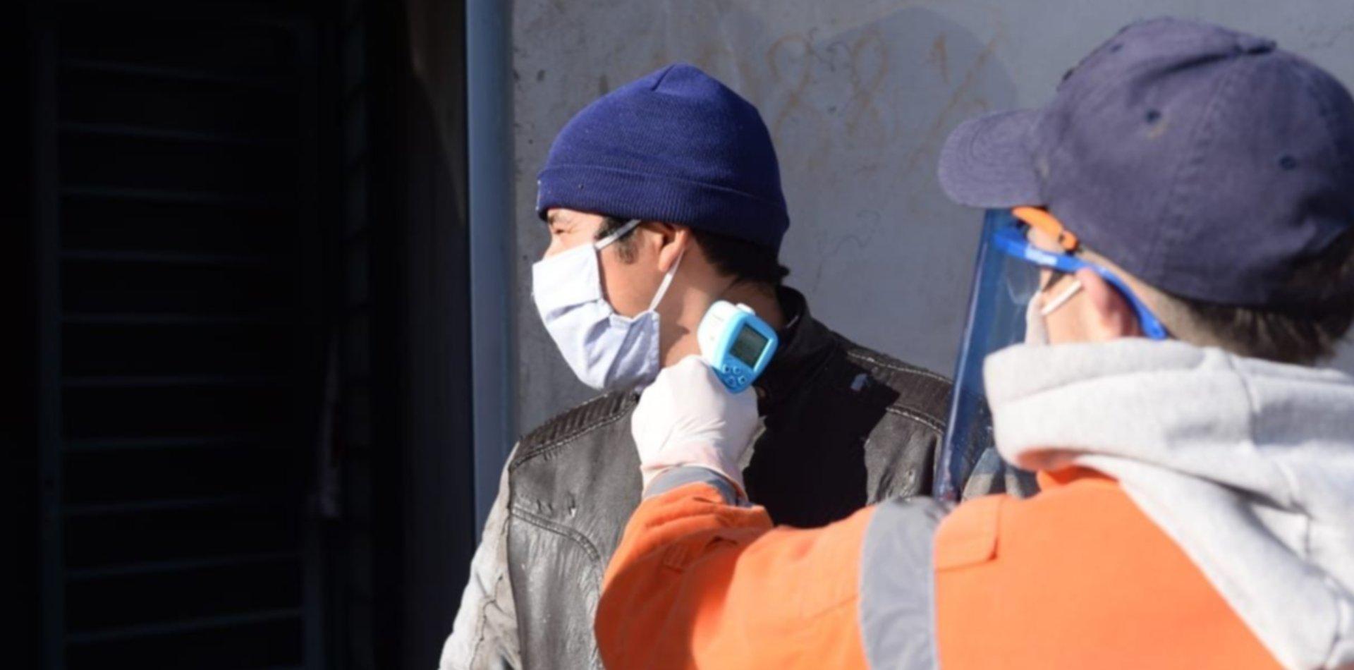 Los contagios no se detienen y ya son 213.535 los casos de coronavirus en Argentina