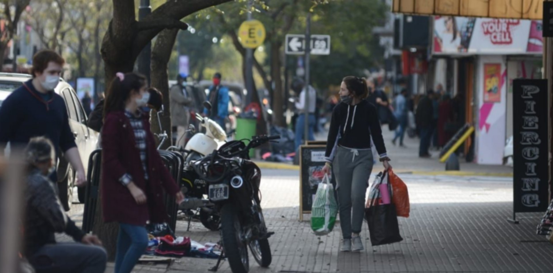 ¿Cuáles son los comercios que sí podrán abrir durante la nueva cuarentena en La Plata?