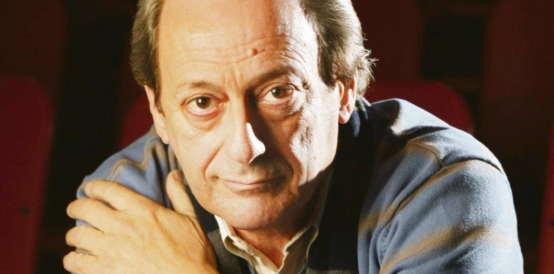 Las Tertulias del Coliseo traen a Carlos Gianni, un maestro del teatro para chicos
