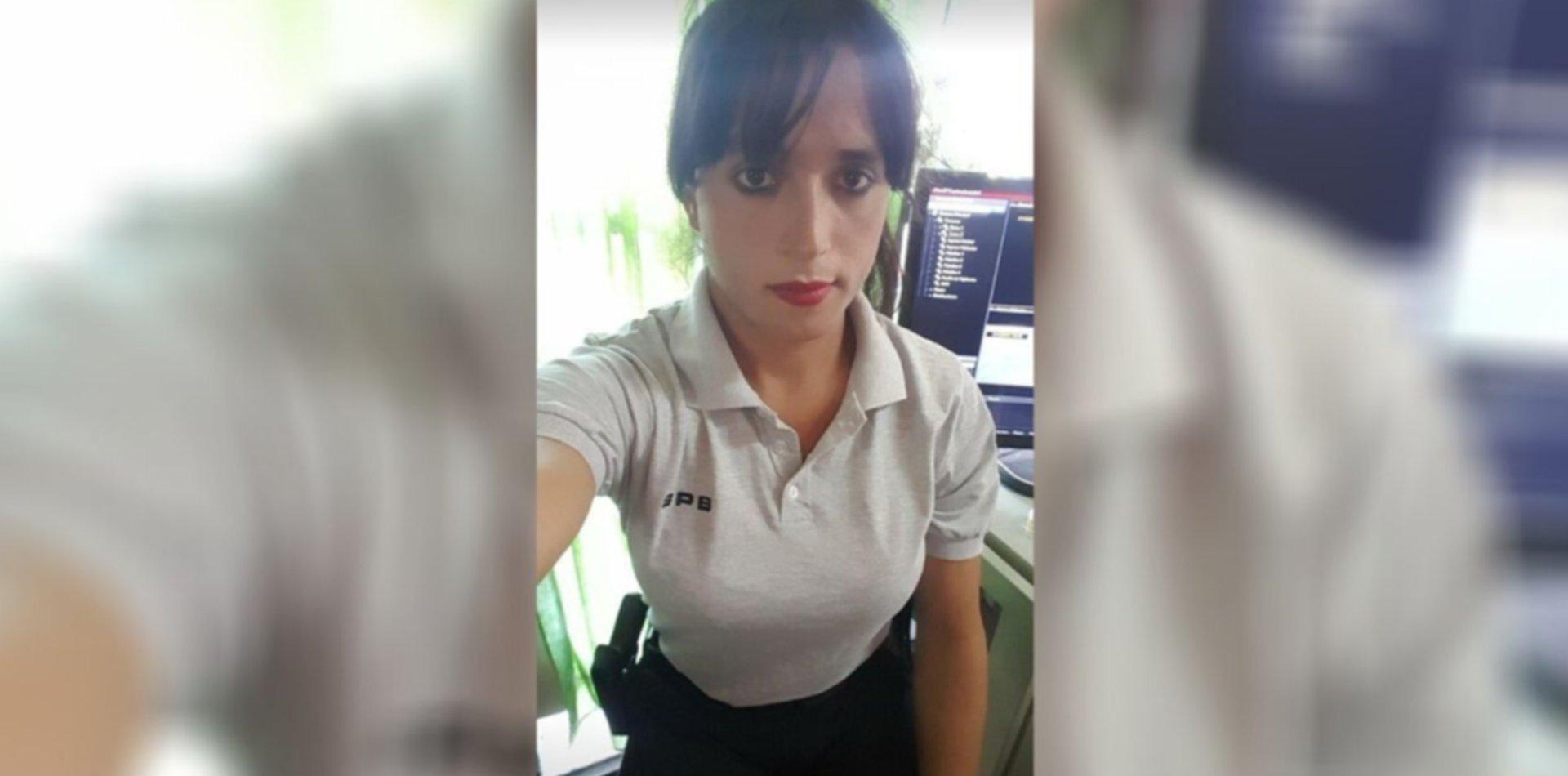 Una agente trans de La Plata será la primera en acceder a un puesto jerárquico en el SPB