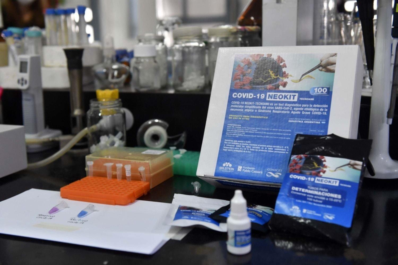 Los hospitales de La Plata ya tienen kits para test de diagnóstico rápido del coronavirus