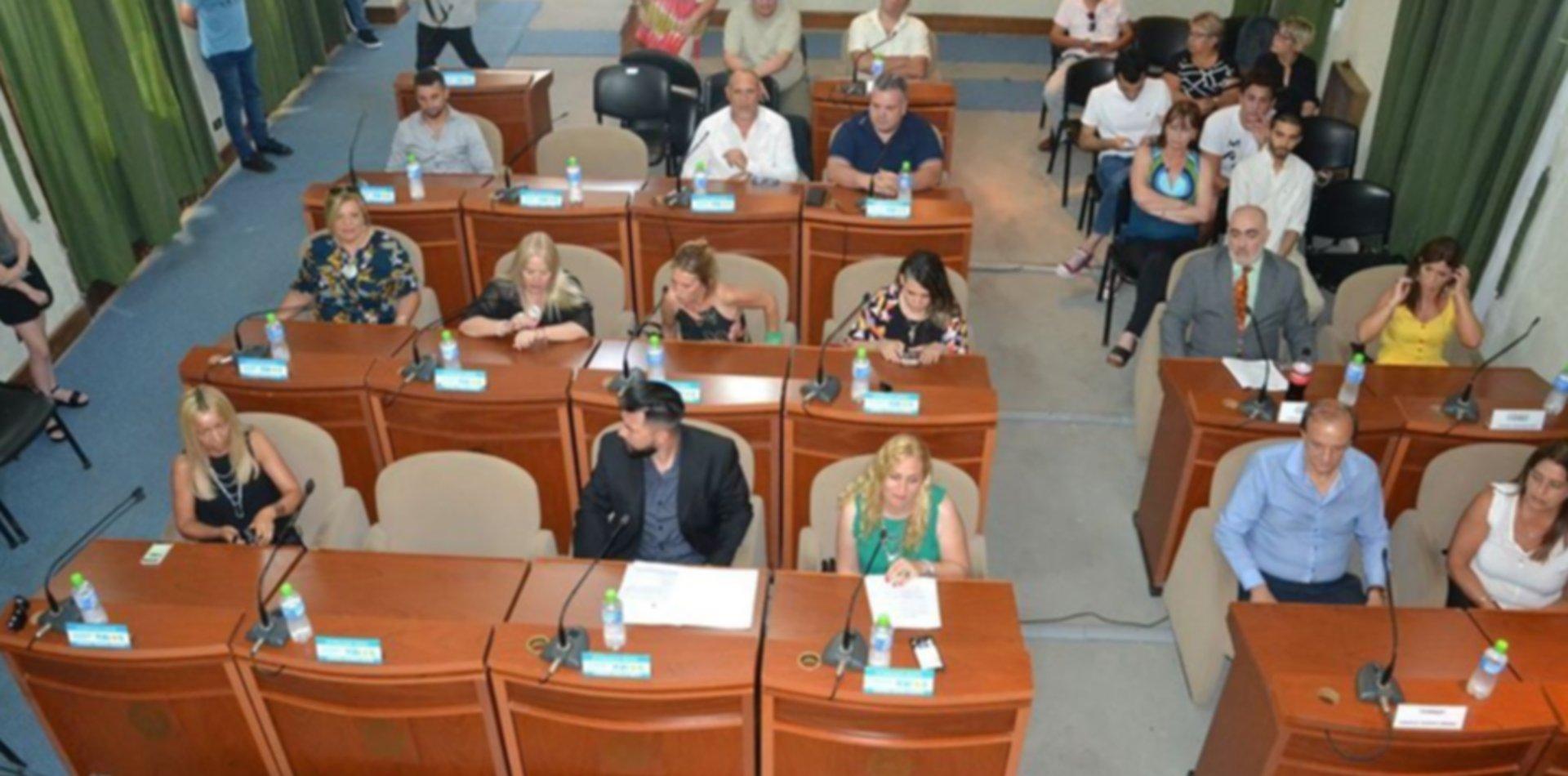 Detectaron un caso de coronavirus en el Concejo Deliberante de Ensenada