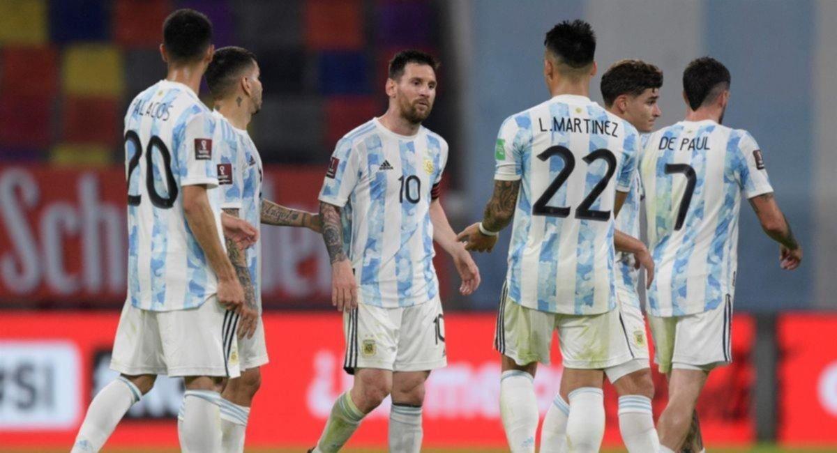 La AFA confirmó la participación de Argentina en la Copa América