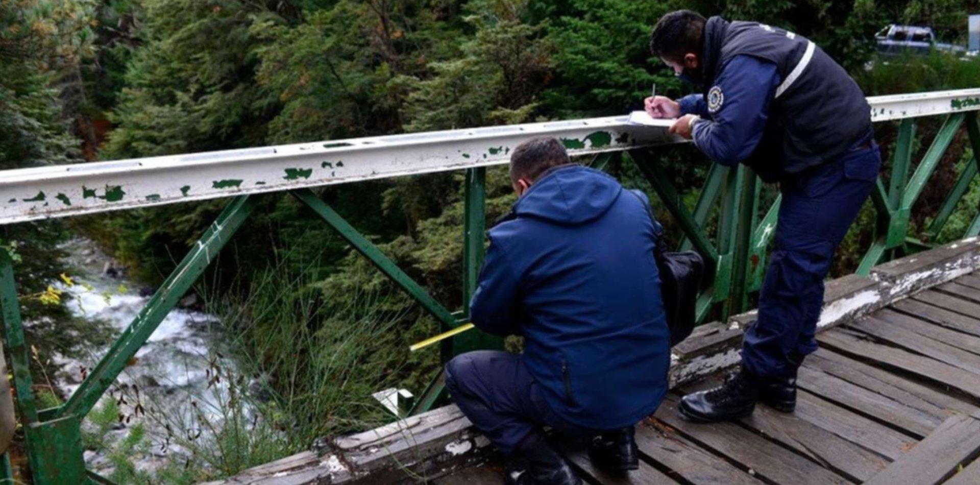 Murió una joven tras caer del mismo puente en el que falleció una turista de La Plata