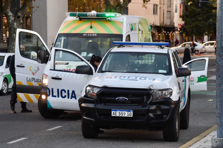 Dos baleados y dos detenidos tras una feroz pelea en La Plata