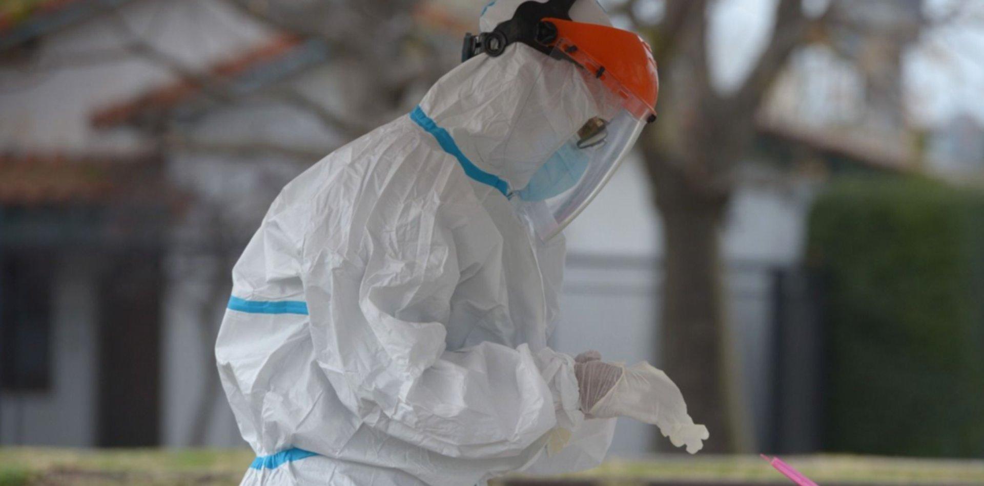 Reportan 225 muertes y 11.136 contagios en las últimas 24 horas en Argentina
