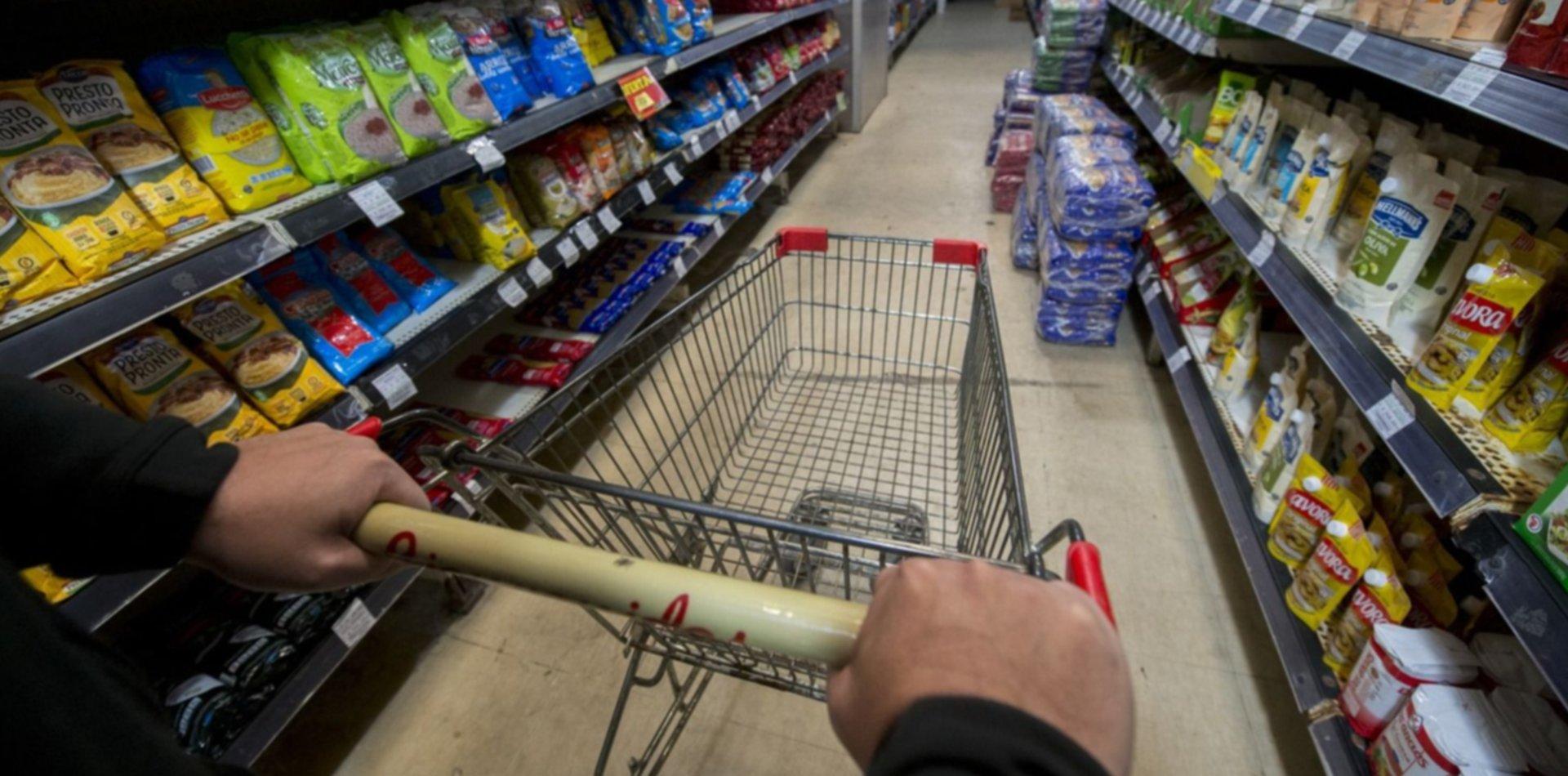 La inflación bajó pero cerró mayo en un 3,3%