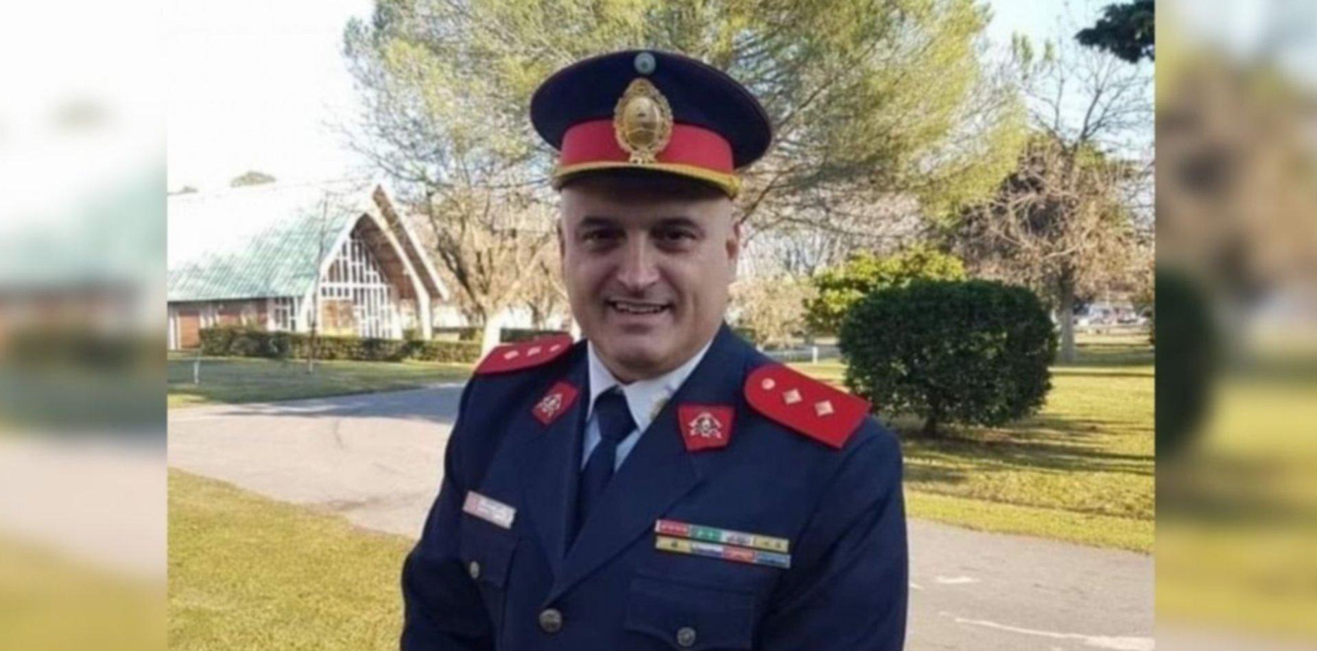 Un bombero de Berisso murió tras una intensa lucha contra el coronavirus