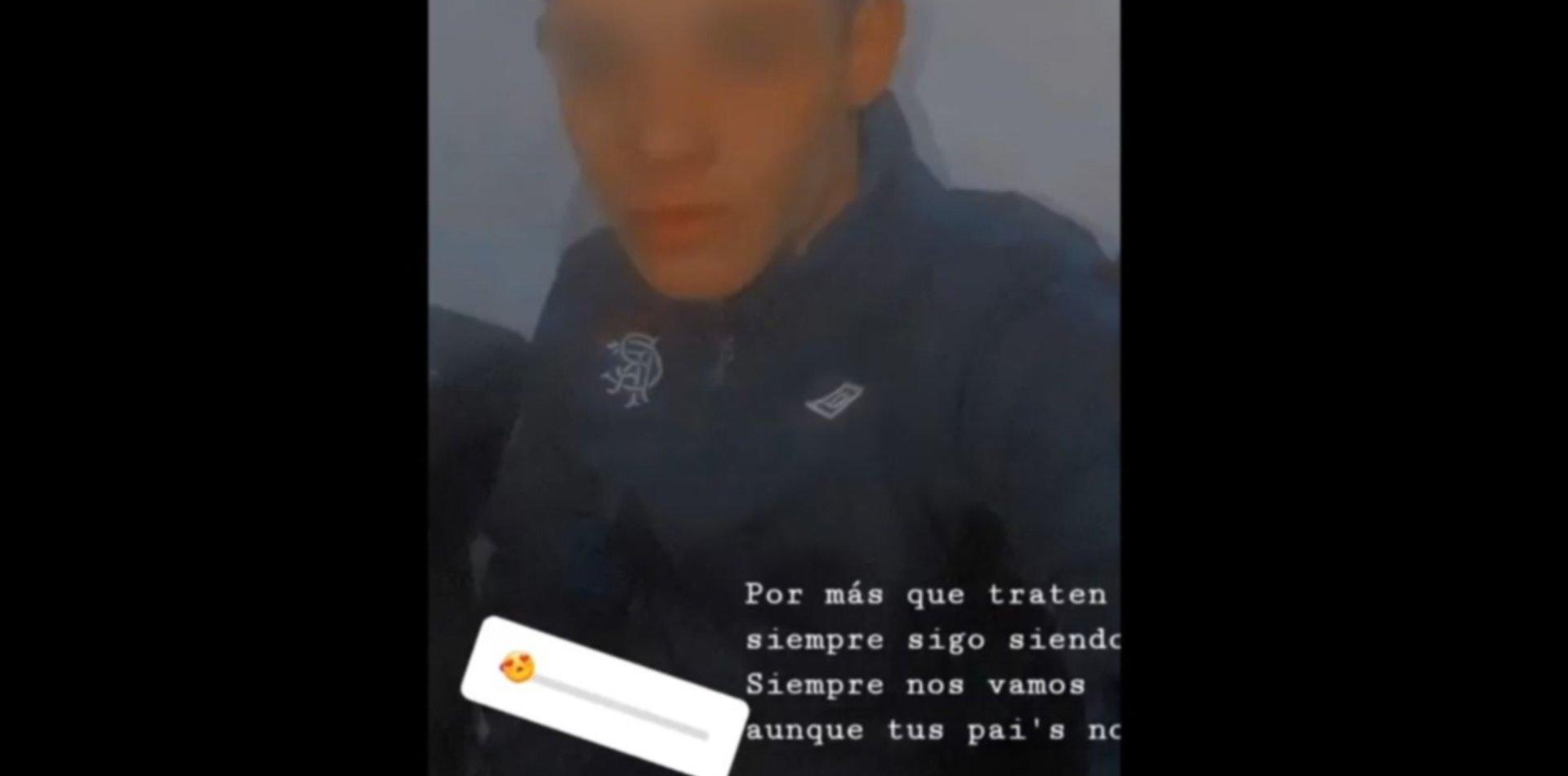"""El último posteo de """"Torrejita"""" antes de ser asesinado en la entradera fatal de La Loma"""