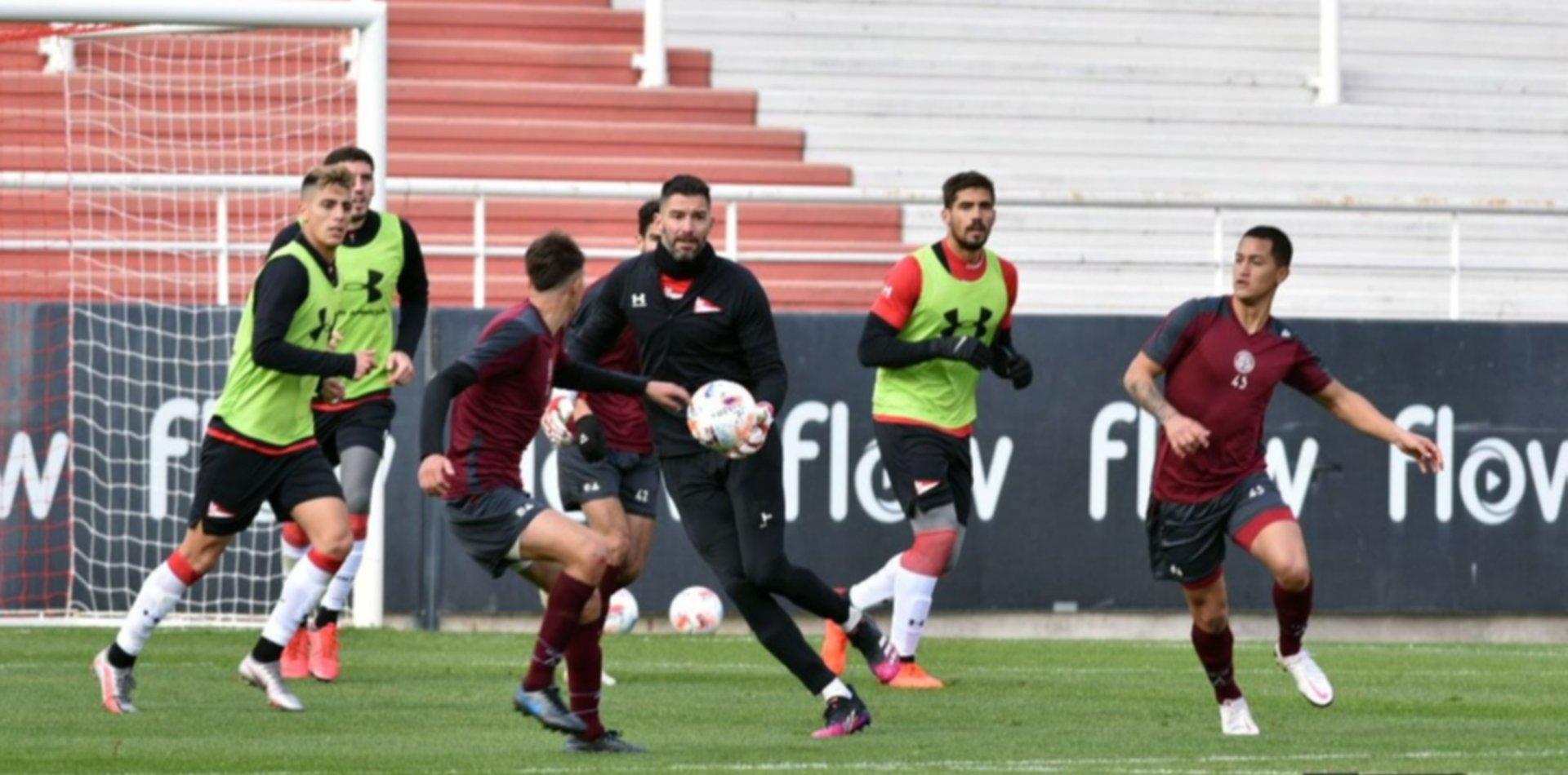 Estudiantes ganó su primer amistoso de pretemporada: derrotó a Lanús por 2 a 1