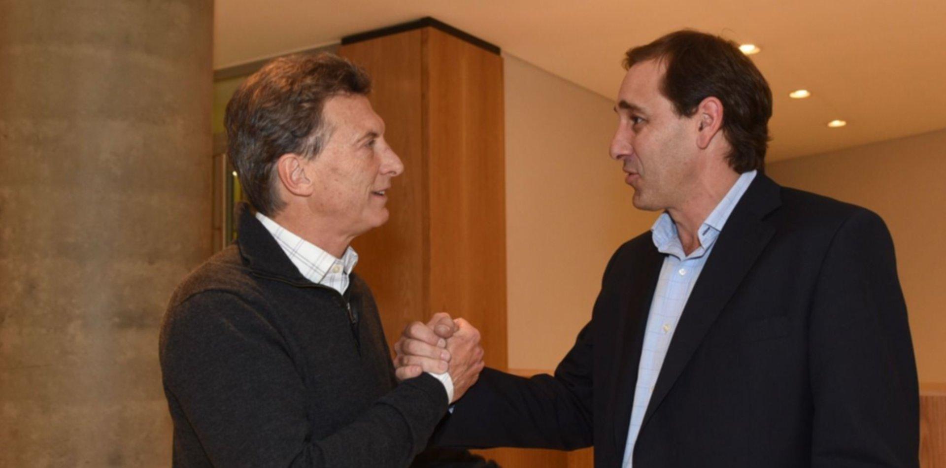 """""""Seguir construyendo acuerdos"""": el elogio de Garro al desembarco de Pichetto en Cambiemos"""