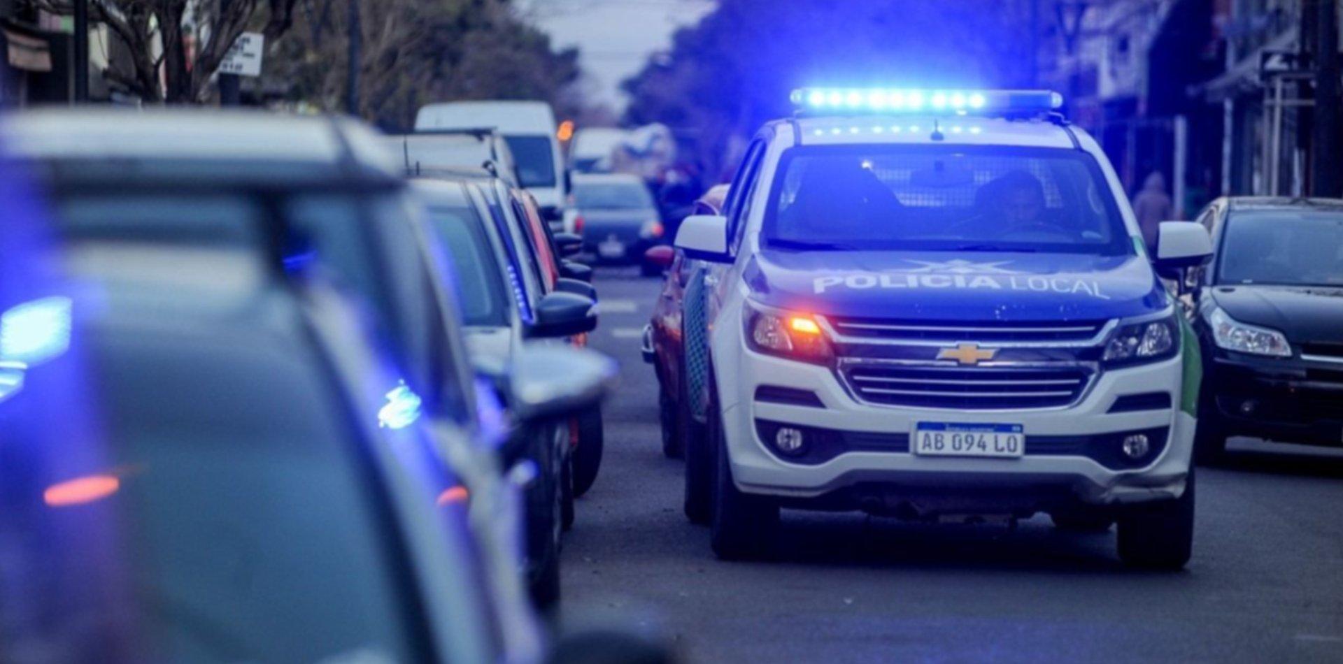 """Escandaloso allanamiento en La Plata: denuncian a la Policía por """"abuso de autoridad"""""""