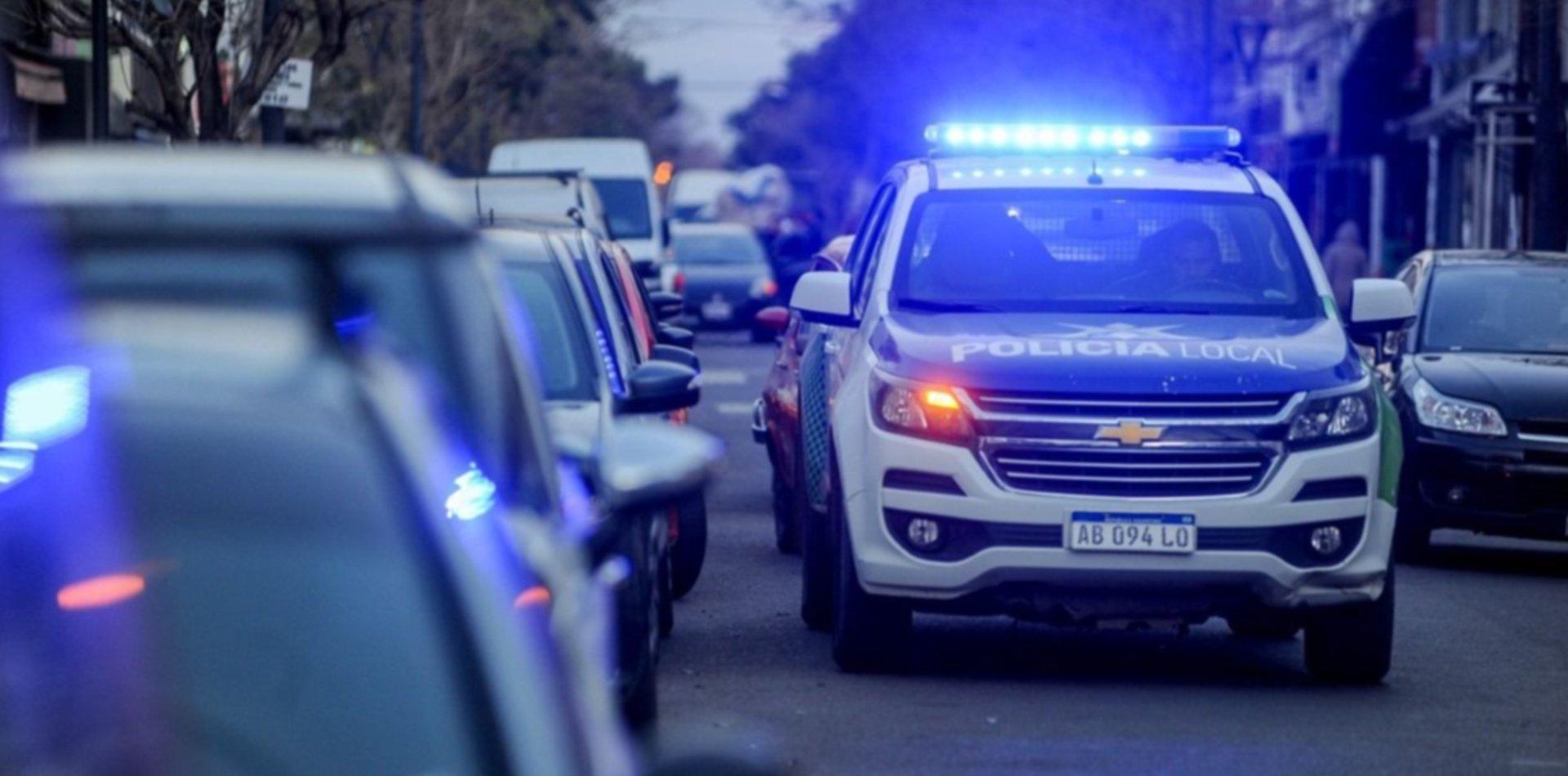 Atropelló a un nene por escaparse de la Policía en moto por las calles de La Plata