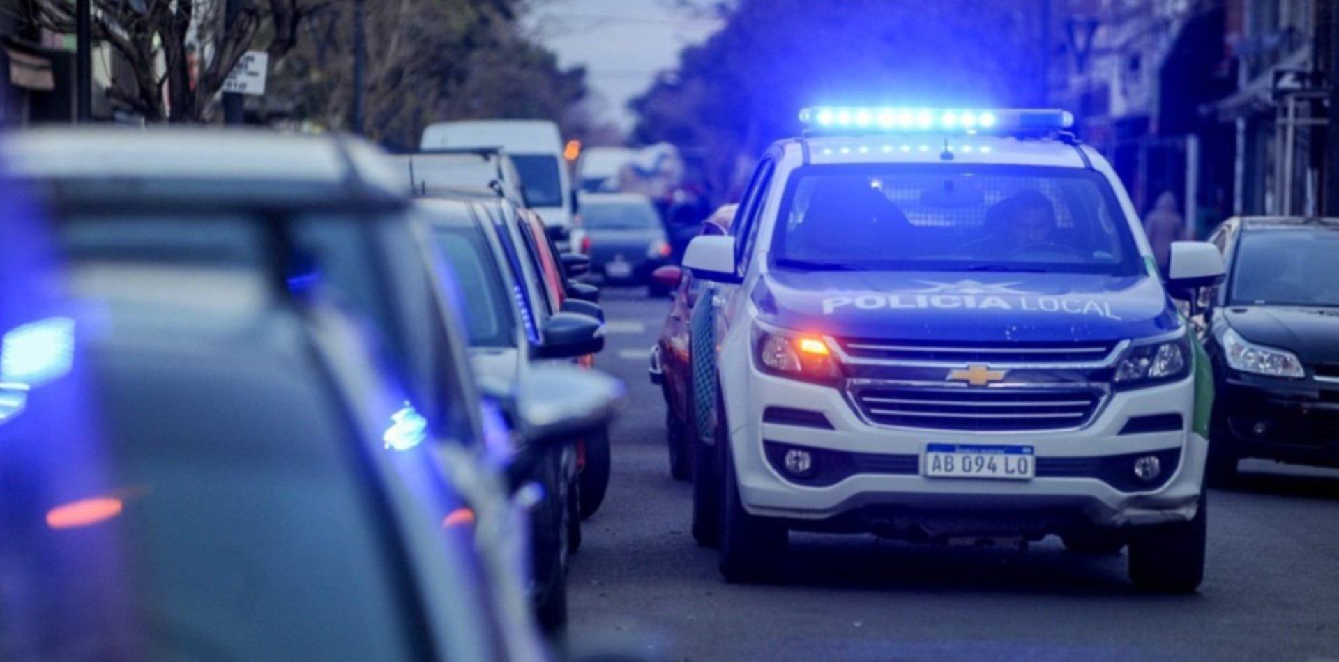 Apuñalaron a un joven en La Plata en un confuso episodio y escaparon