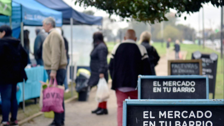 Mercado en tu Barrio: los puntos de la ciudad donde conseguir ...