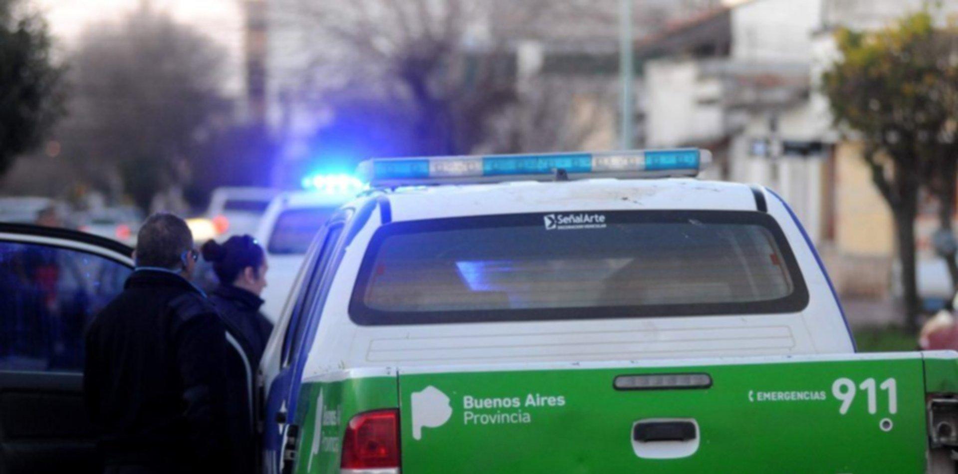 Dos hombres se pelearon en Tolosa y uno prendió fuego a otro: está grave