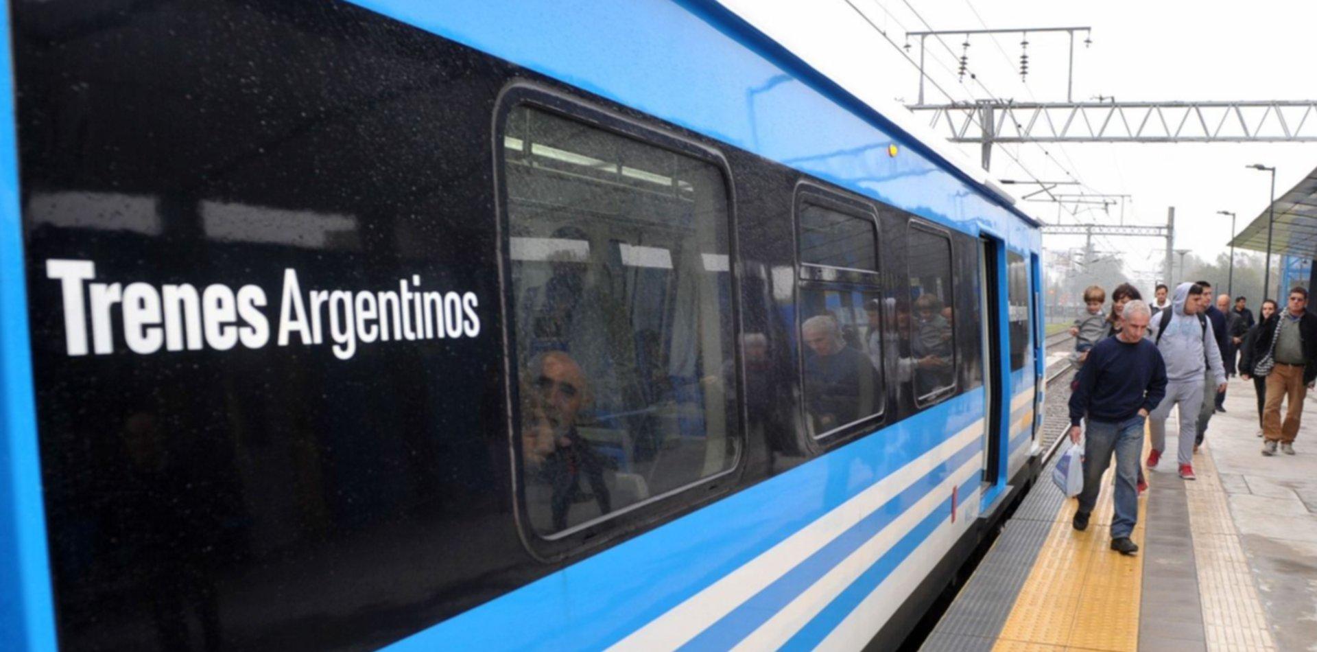 Por un accidente fatal, el tren Roca no llega hasta Constitución