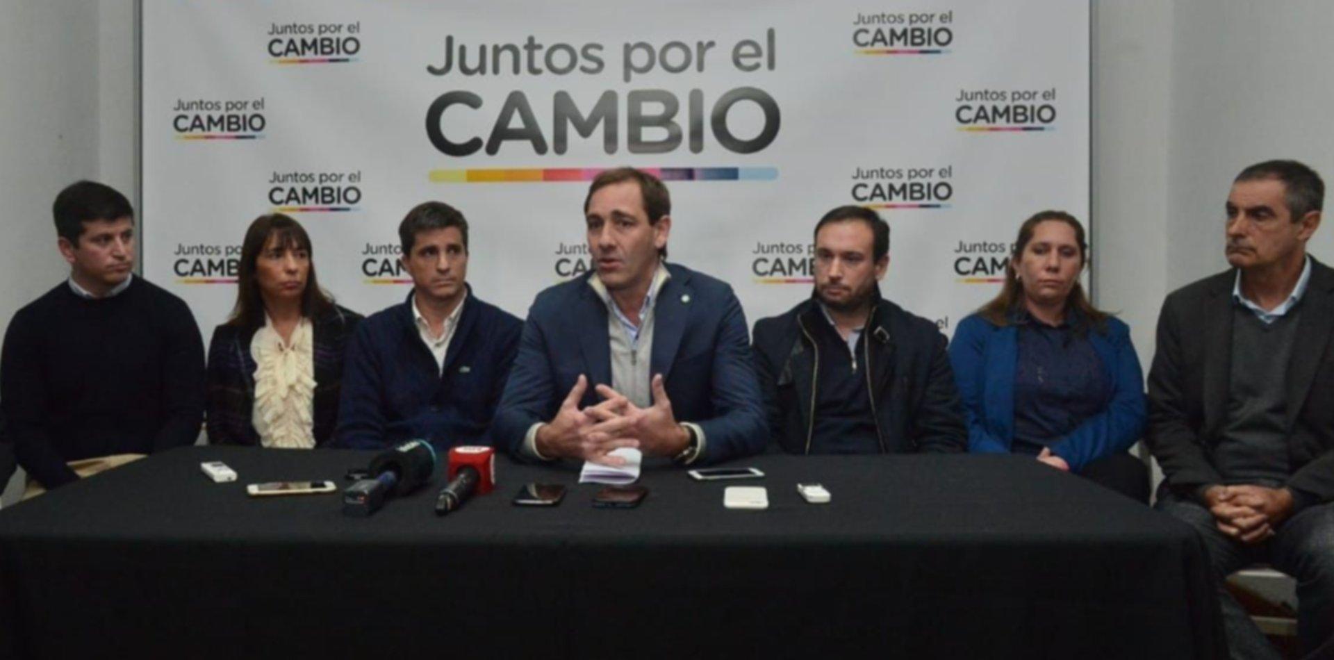 ¿Cómo se reacomoda el Gabinete de Julio Garro tras el cierre de lista de Juntos por el Cambio en La Plata?