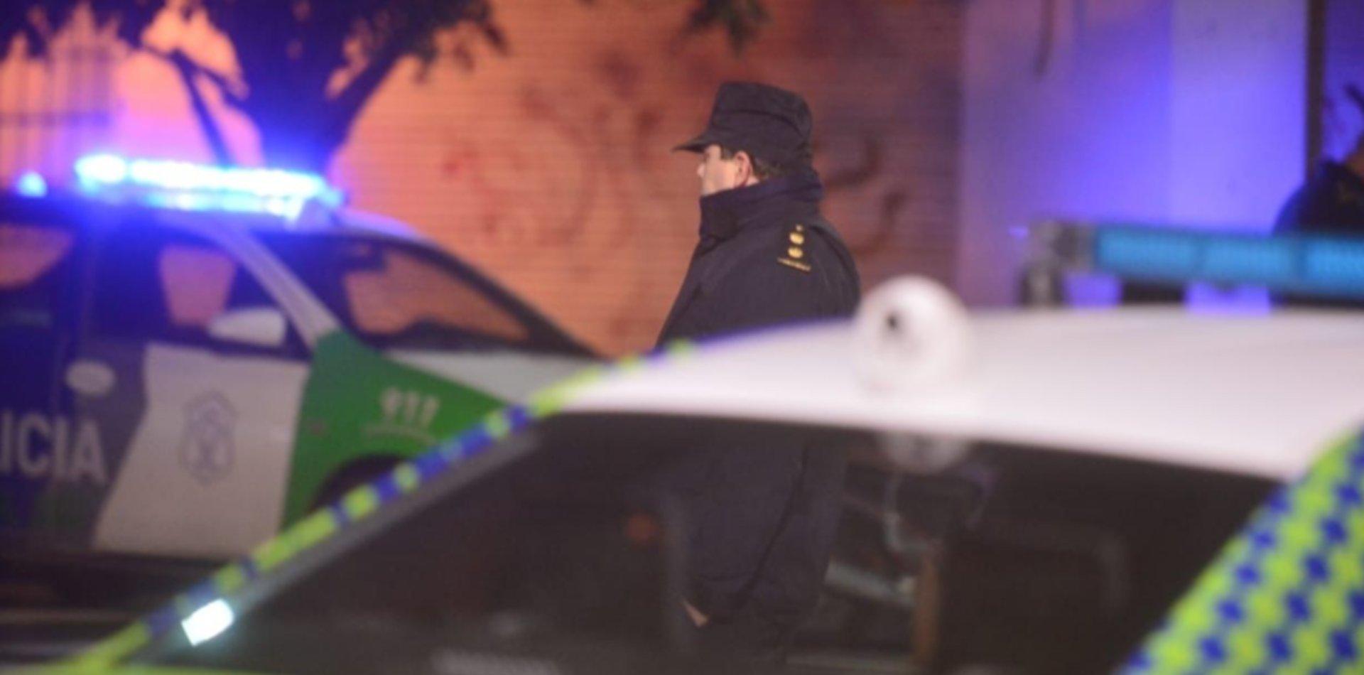 En un megaoperativo, atraparon al presunto líder de una organización criminal de La Plata