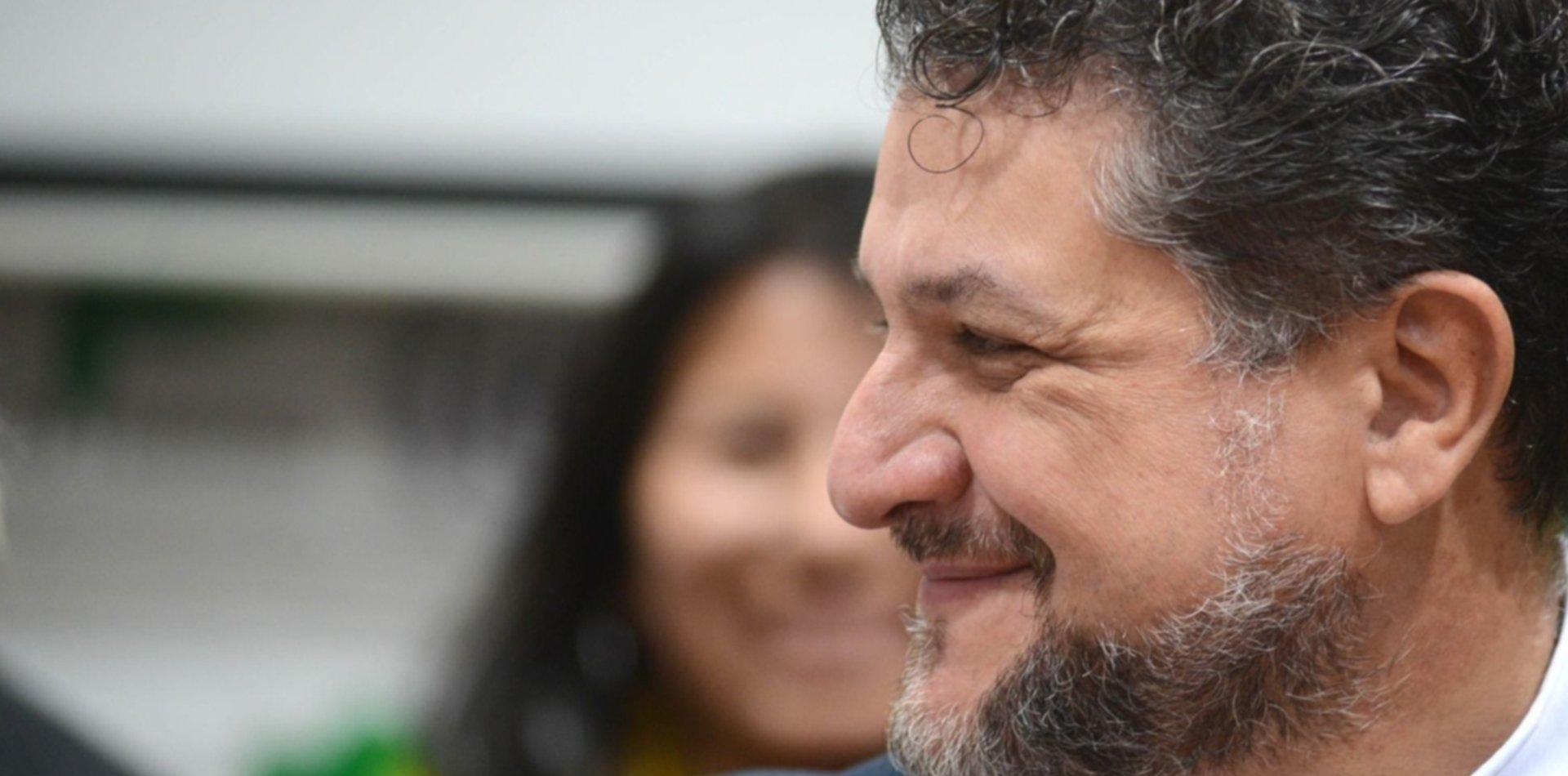 """Arias en la presentación de su lista: """"No compartimos el sectarismo de algunos sectores"""""""