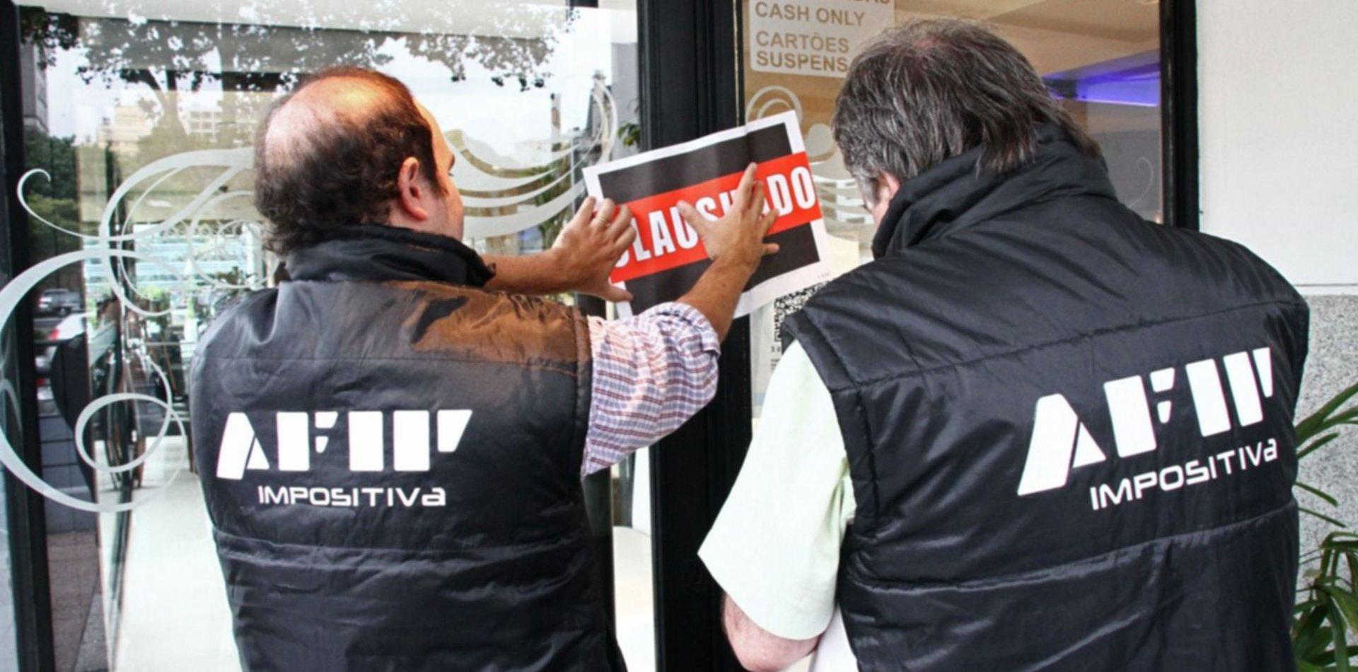 AFIP prepara una embestida digital contra el trabajo en negro en La Plata y la región