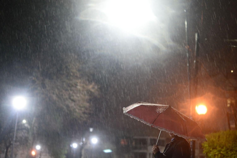 Llegaron las lluvias a La Plata y así va a seguir el clima en la ciudad