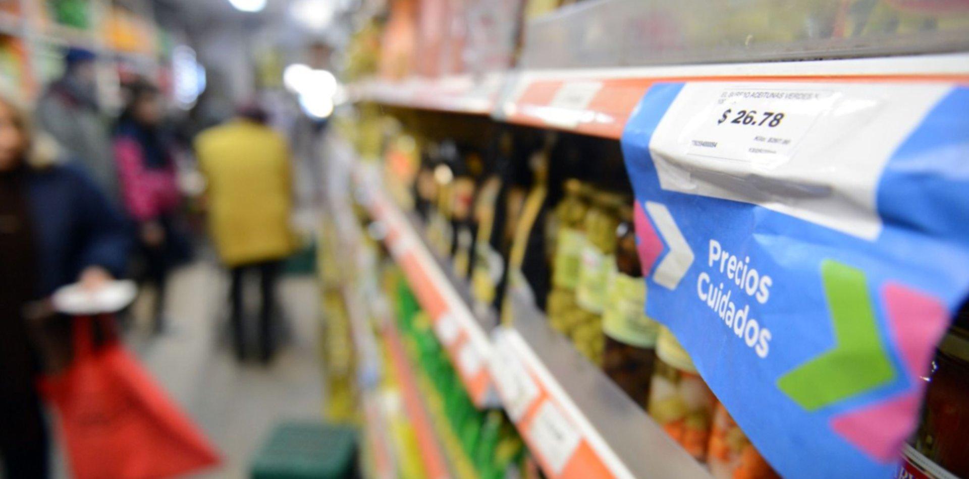 """Los """"Precios Cuidados"""" seguirán hasta enero, pero con subas de más del 4%"""