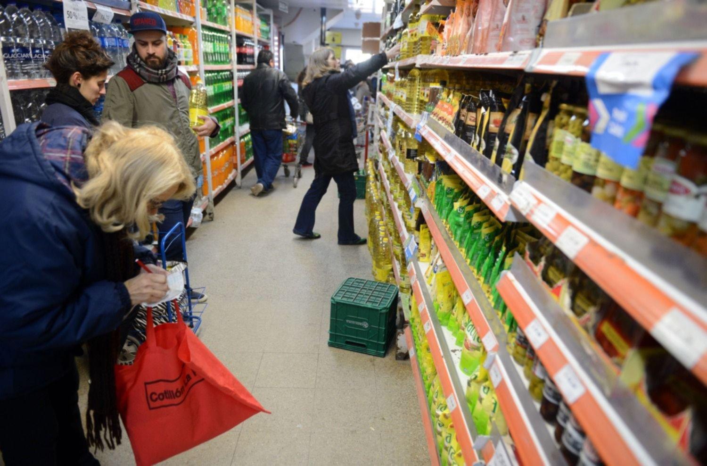 La canasta básica de alimentos subió un 2,8% en mayo