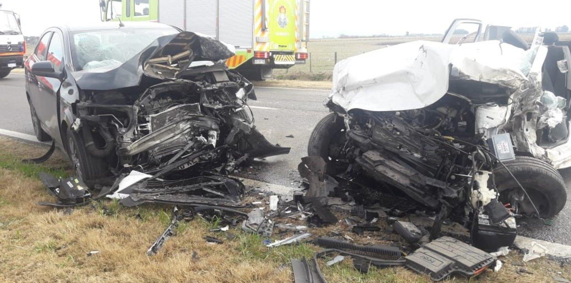 Un conocido médico de La Plata murió en un brutal accidente