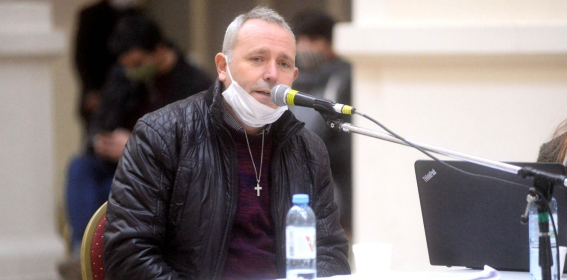 El concejal Cristian Vander se contagió coronavirus en La Plata