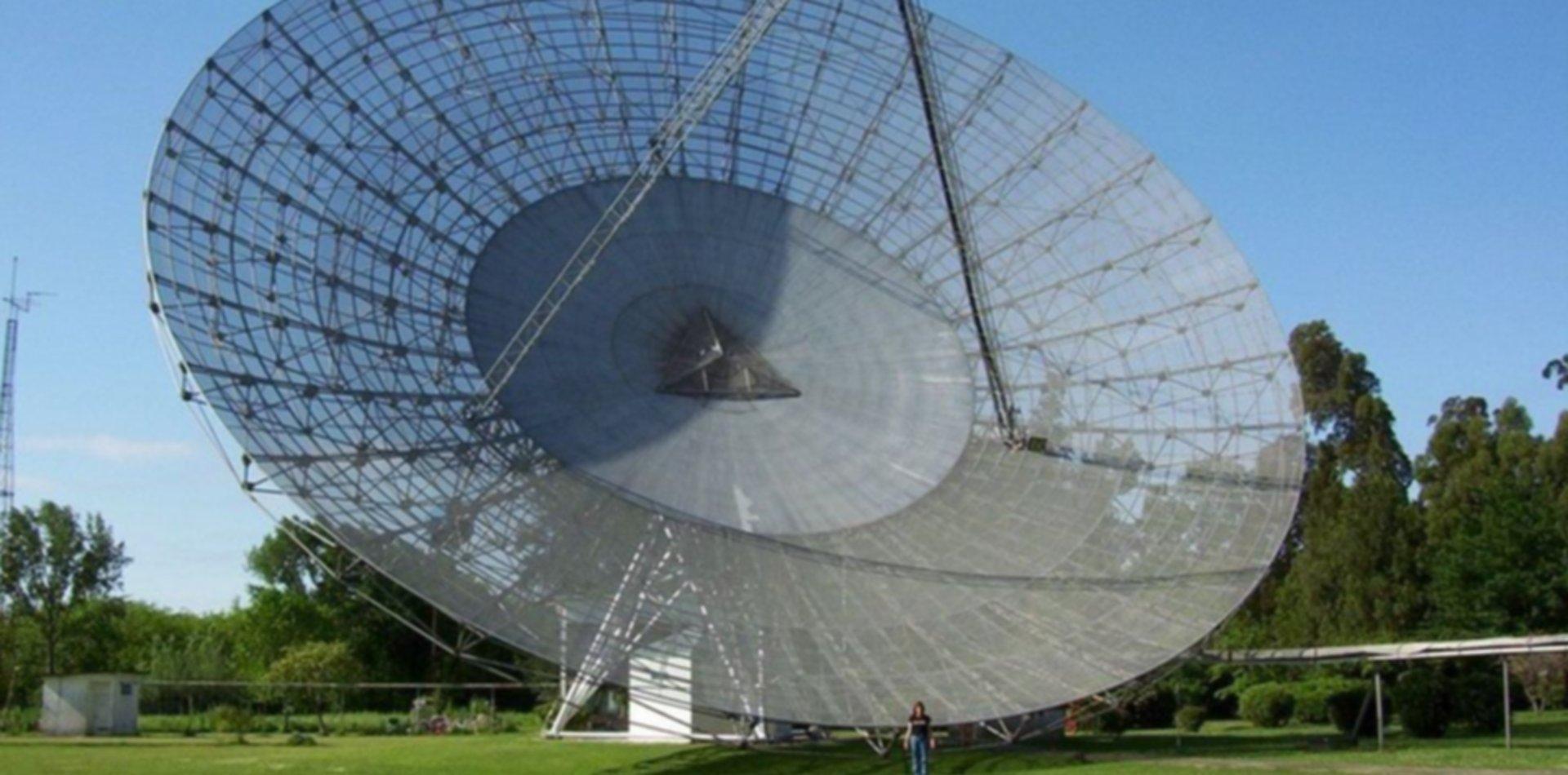 La UNLP sumó un renombrado instituto de radiastronomía a sus 140 unidades de investigación