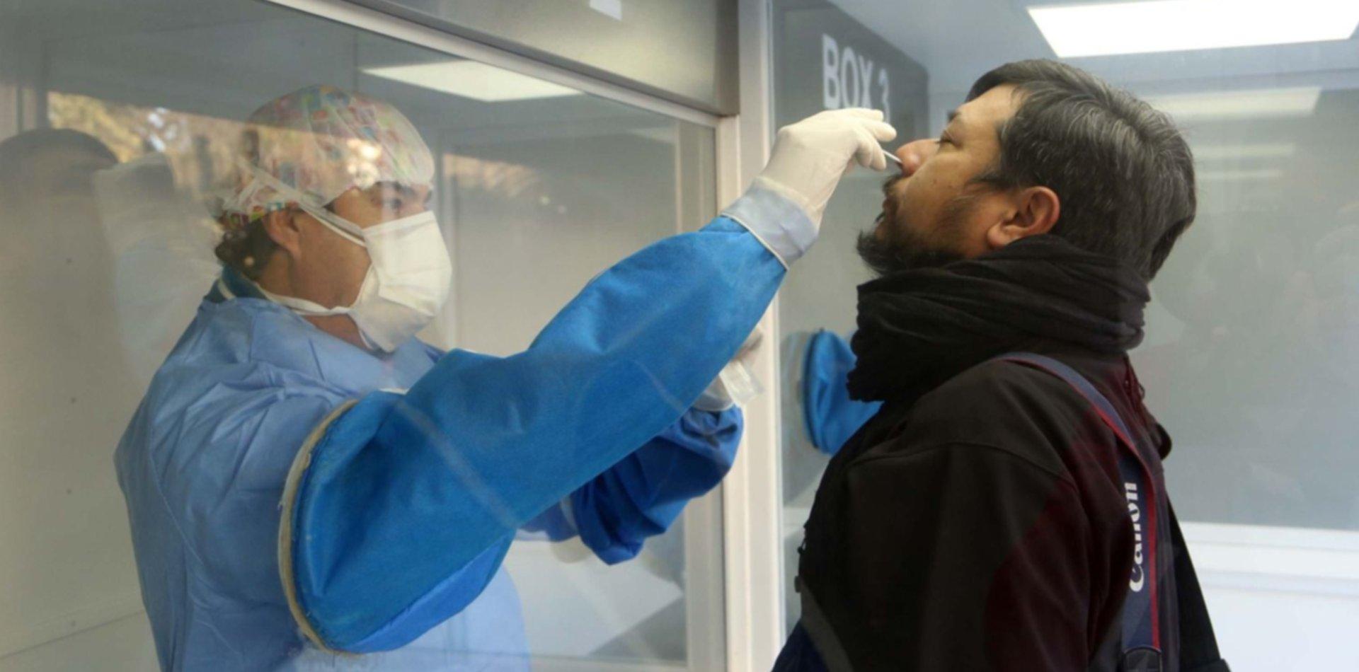 Murieron otras dos personas por coronavirus en La Plata y se suman 47 nuevos contagios