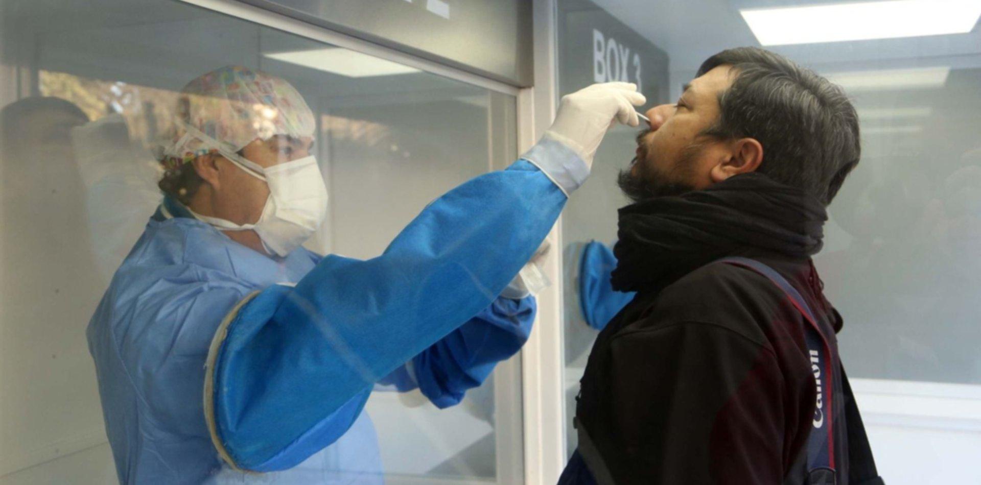 Siguen subiendo los contagios de coronavirus: suman 2.845 casos nuevos en Argentina