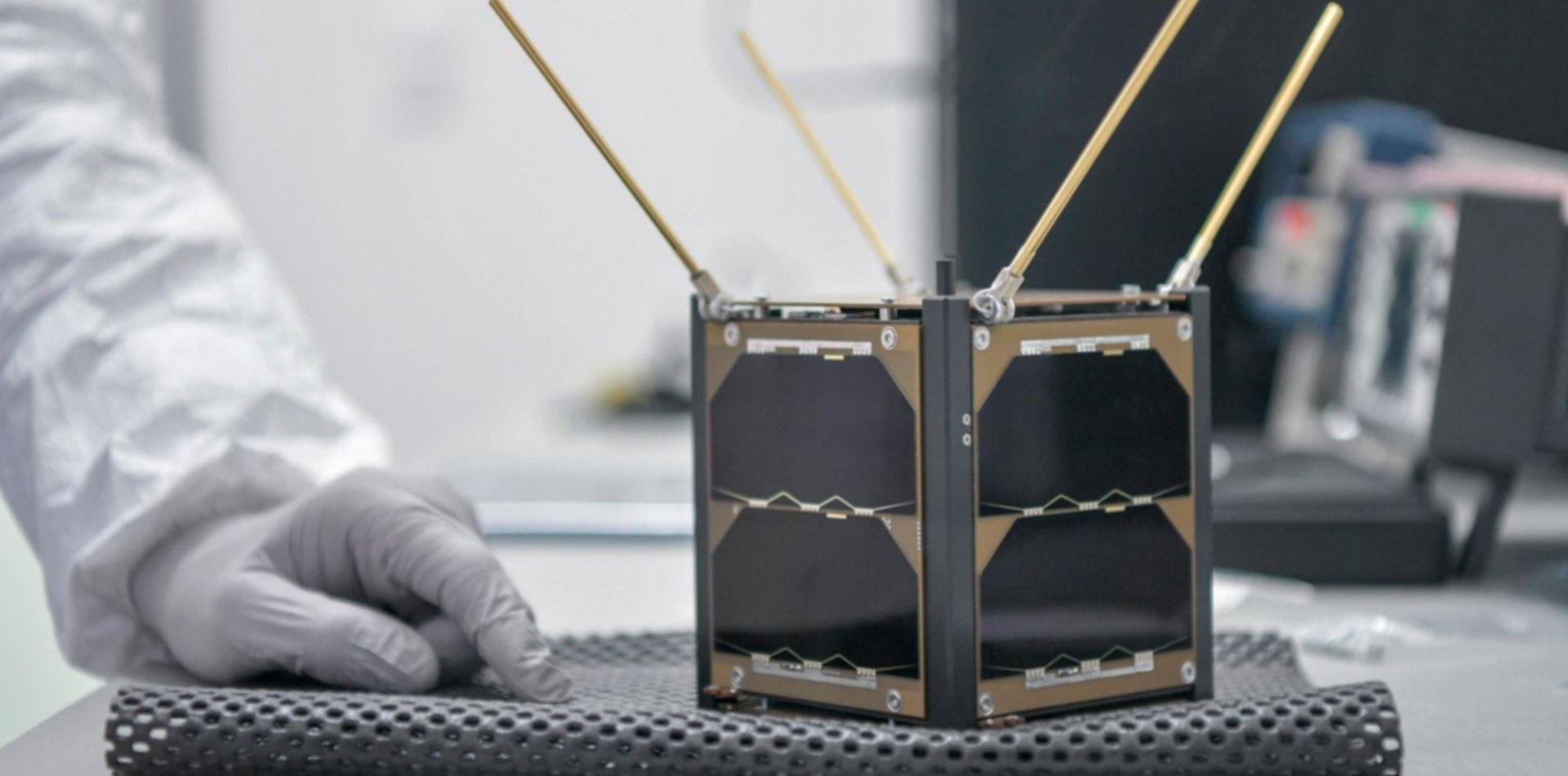 Pequeños, livianos y tecnológicos: ¿cómo son los nanosatélites que lanzará la UNLP?