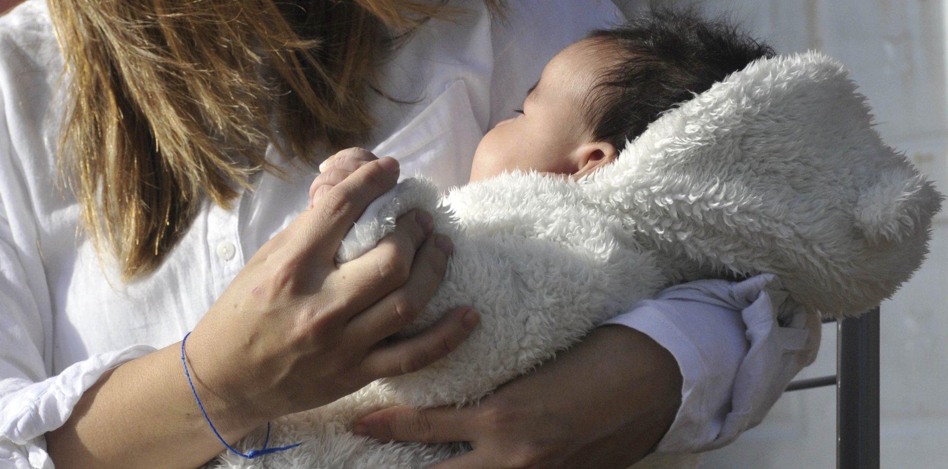 Bebés coronials: nacer y crecer durante la pandemia de coronavirus