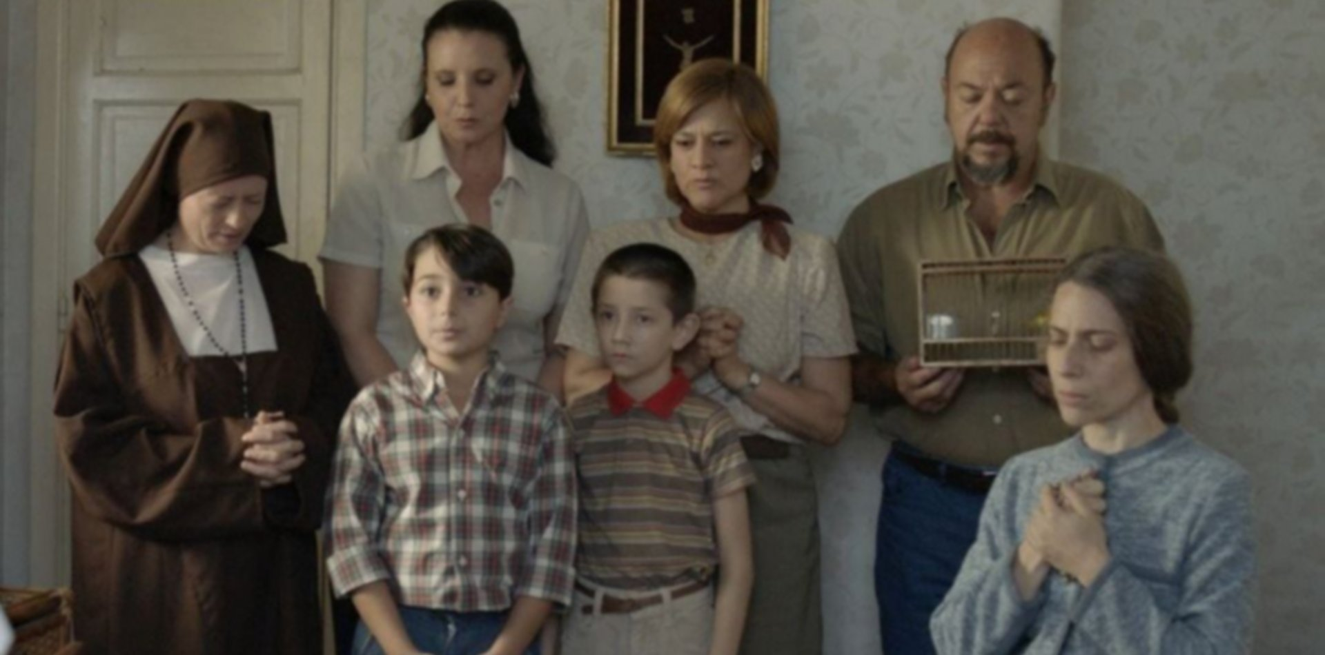 """1986"", el thriller sobrenatural que se grabó en La Plata y se estrenó en plena pandemia"