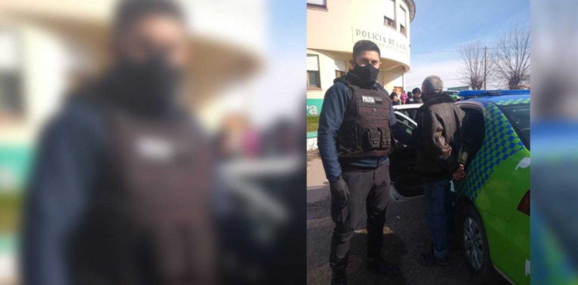 La mujer rescatada en Ensenada estaba embarazada y hacía un año que la tenían secuestrada