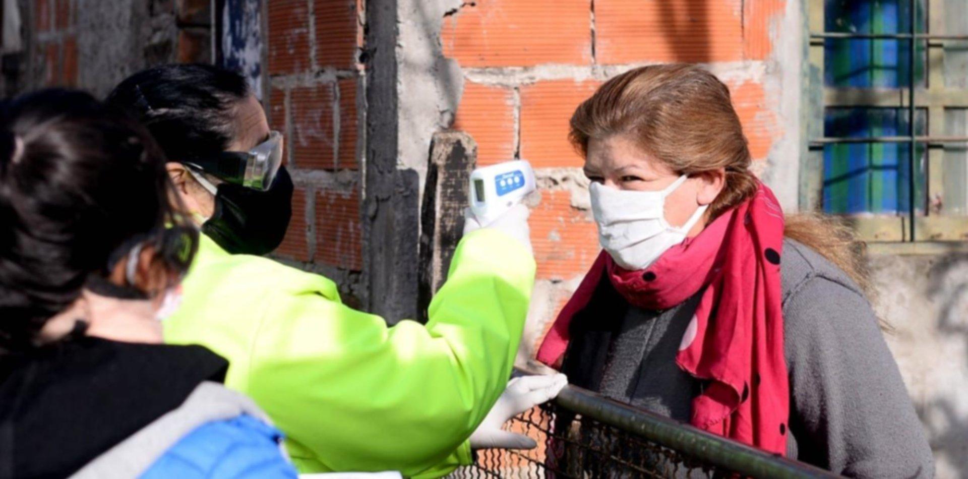 La Plata igualó su récord de contagios y ya son 1.222 los casos de coronavirus