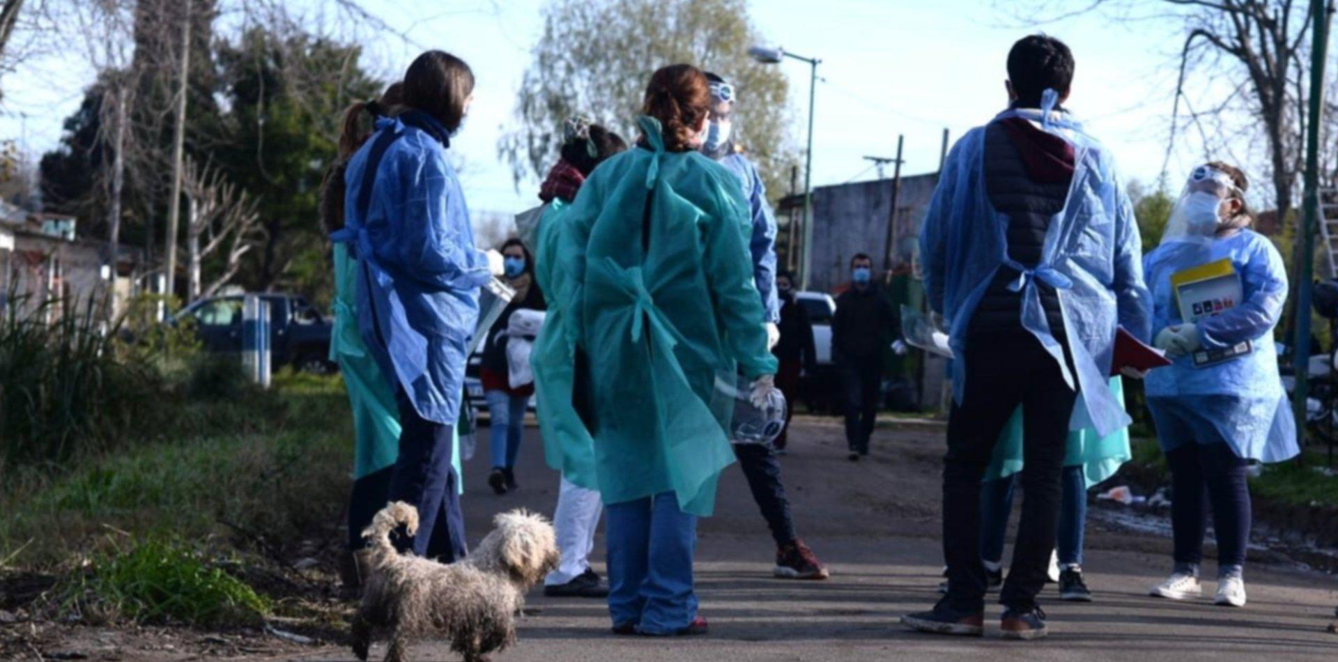 Con 79 contagios, La Plata trepó a los 18.050 infectados con coronavirus