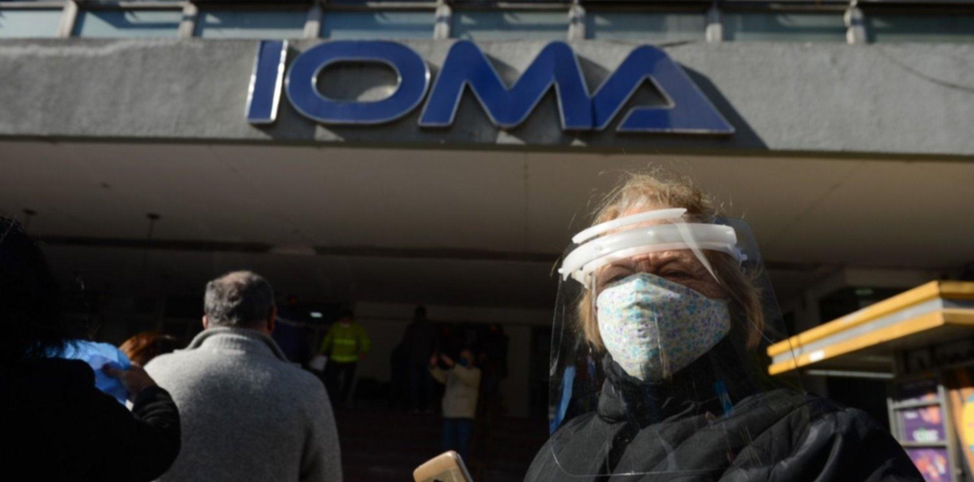 Denuncian que hay contagios en IOMA pero no se activan los protocolos sanitarios