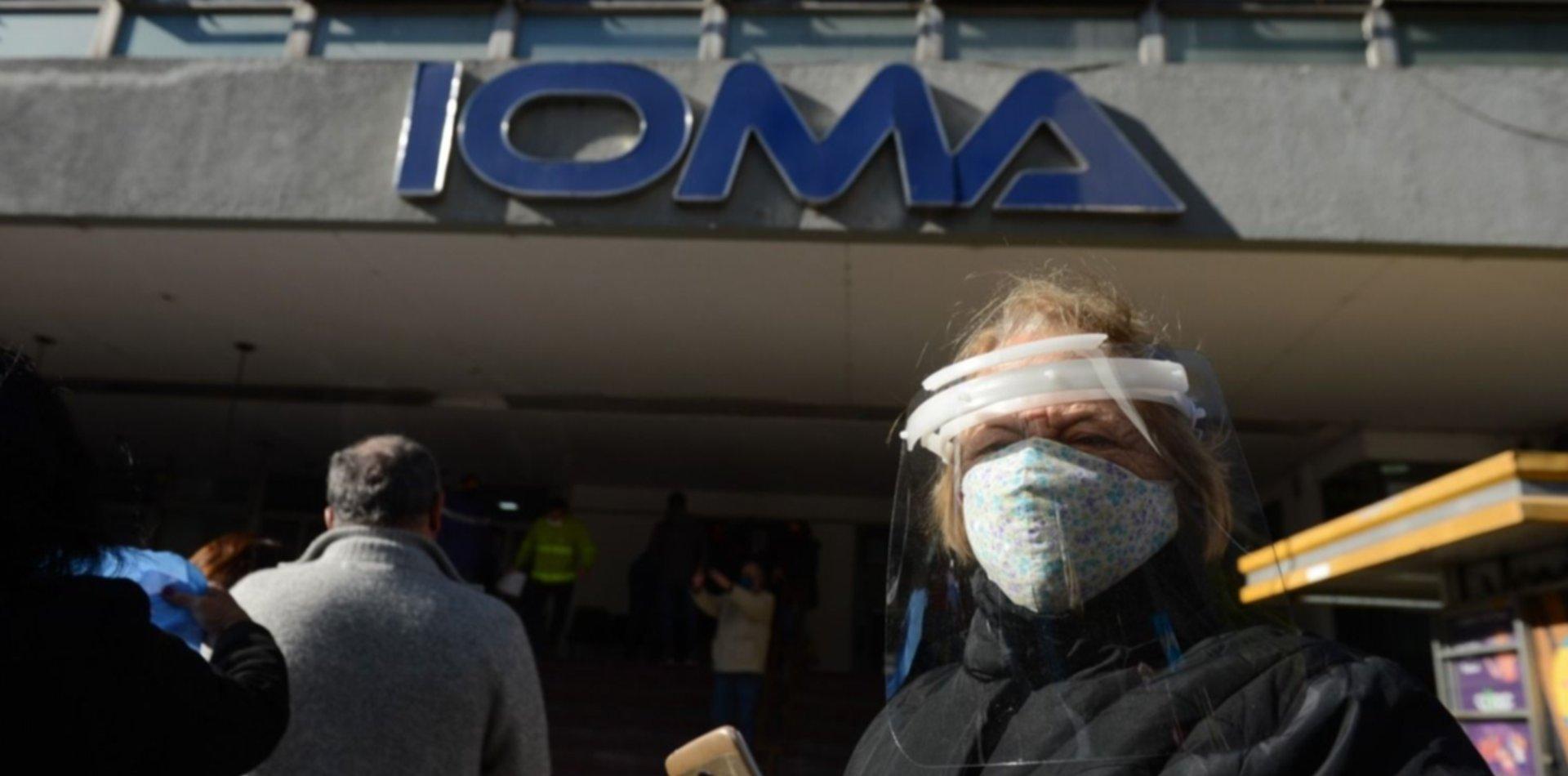"""Dura carta de IOMA a los médicos de La Plata: """"Eligen una corporación sobre sus pacientes"""""""