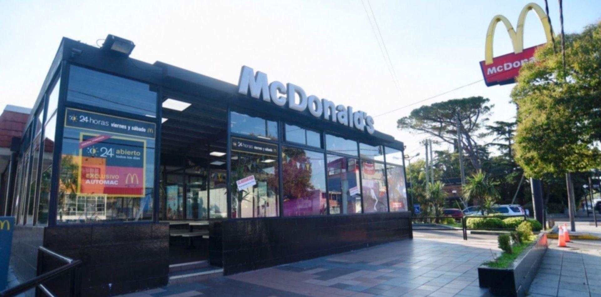 200 empleados de McDonald's trabajarán en empresas de tecnología por la pandemia