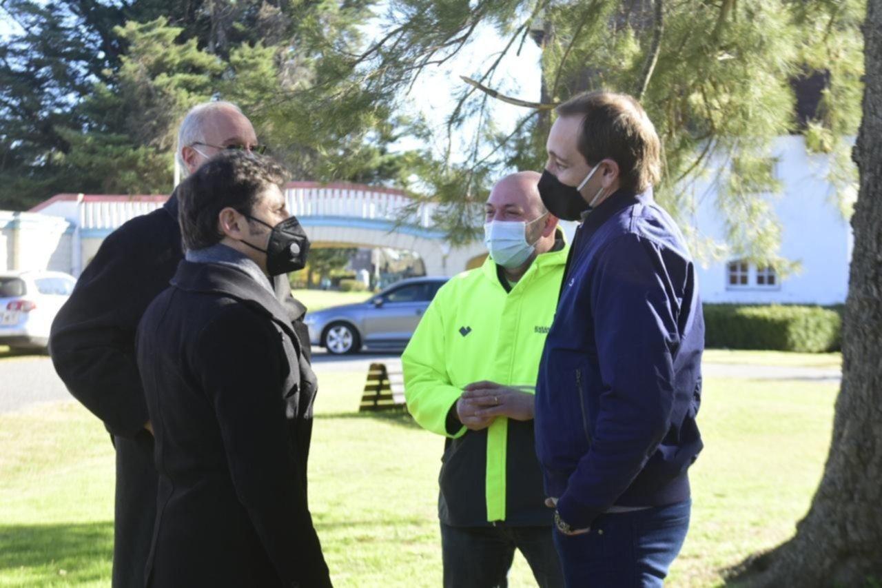 ¿Cuál es la nueva medida que Axel Kicillof le sugerirá a Garro para La Plata?