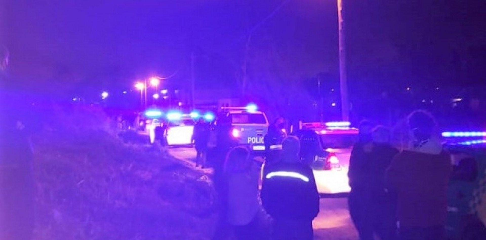 Detuvieron a un adolescente de 17 años por una violenta toma de terrenos en City Bell