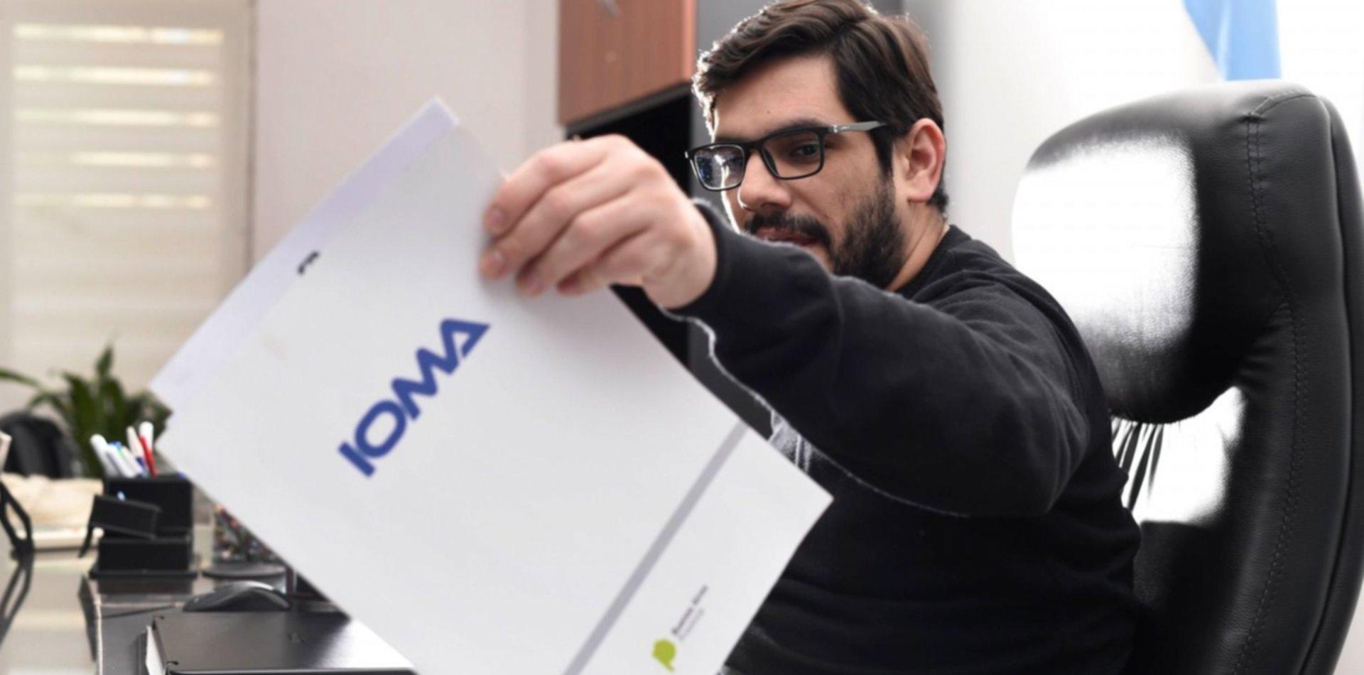 Estafas, sobreprecios y deudas: las irregularidades en la relación de IOMA y la AMP