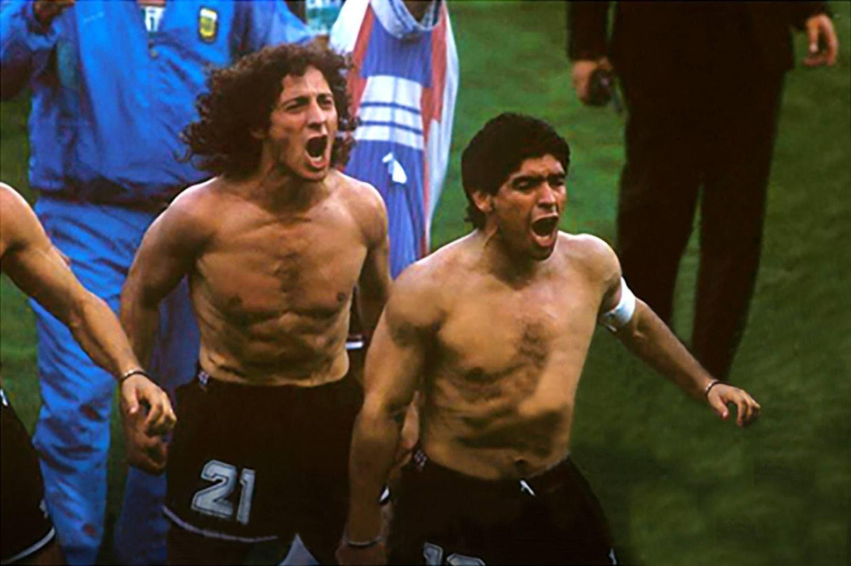 """El mensaje de Maradona a Troglio: """"Nadie puede, ni va a poder ocupar tu lugar en La Plata"""""""