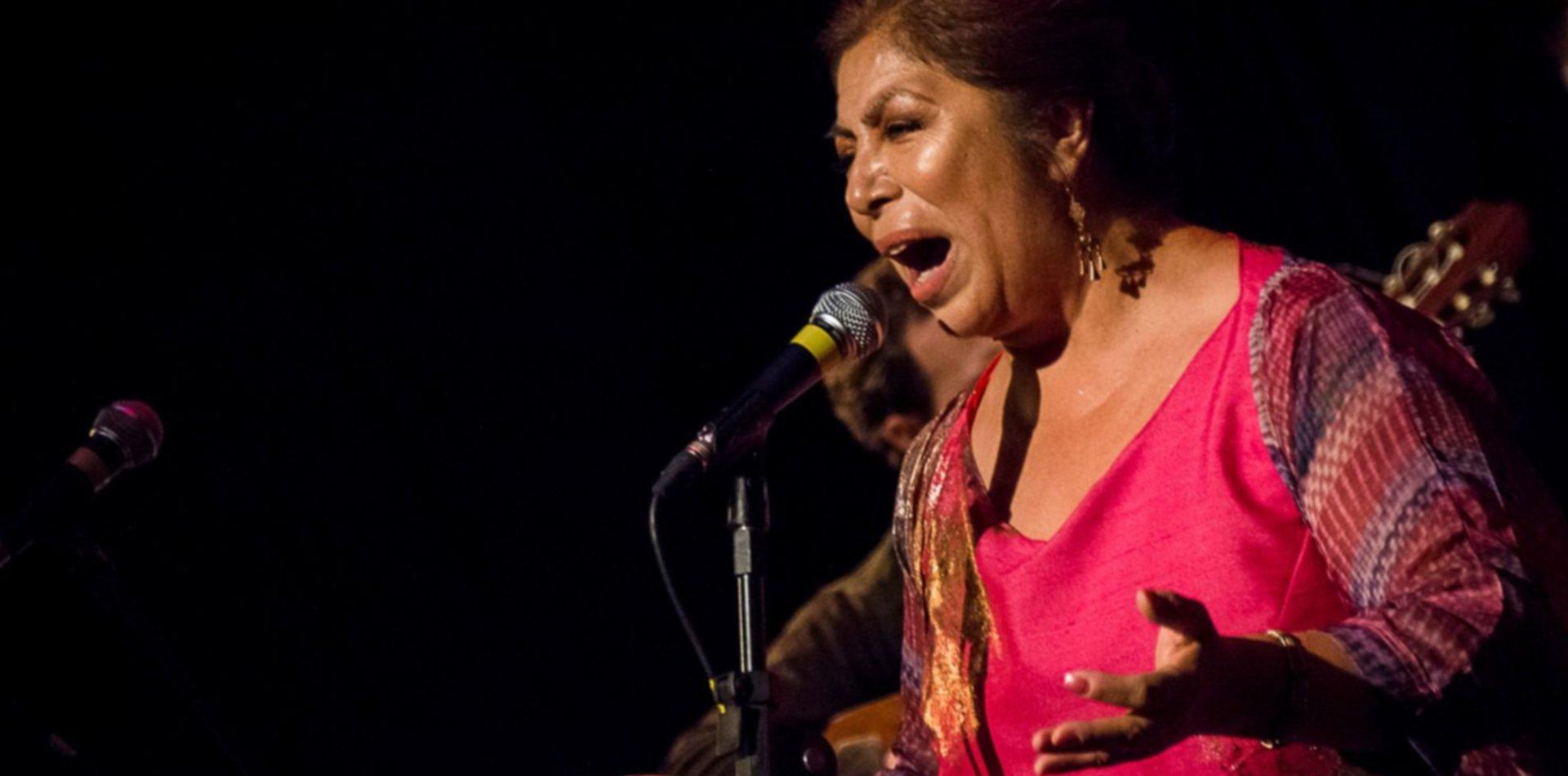 La platense Silvia Gómez presenta su nuevo disco nominado a los Premios Gardel